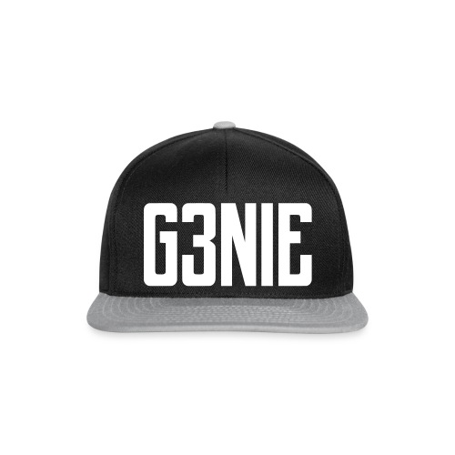 G3NIE bear - Snapback cap