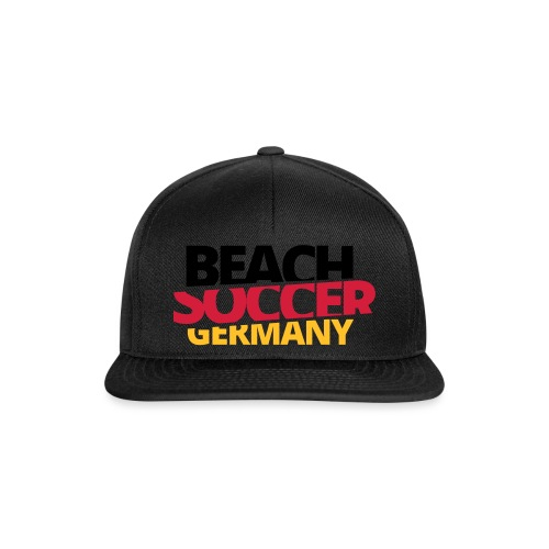 BEACHSOCCER GERMANY - Snapback Cap