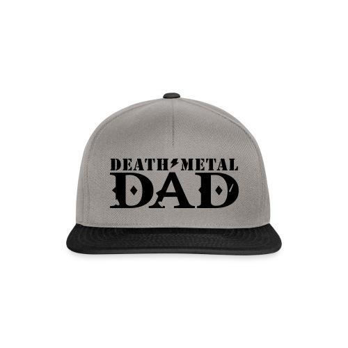 death metal dad - Snapback cap