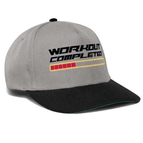 Workout Komplett - Snapback Cap
