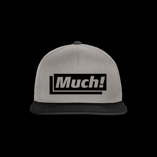 Much – wenn Du nicht zufrieden bist - Snapback Cap