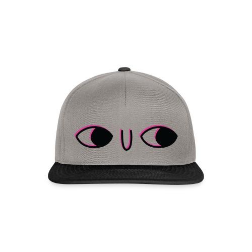 Double Vision - Snapback Cap
