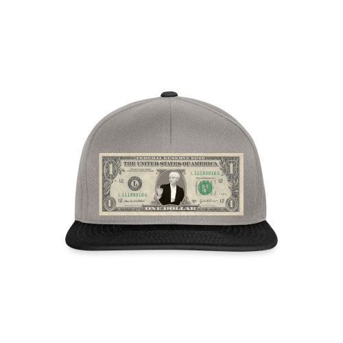 Min Yoongi $$$ Bill - Snapback Cap