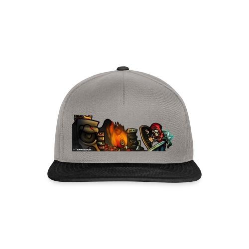 Warrior Fight! - Snapback Cap