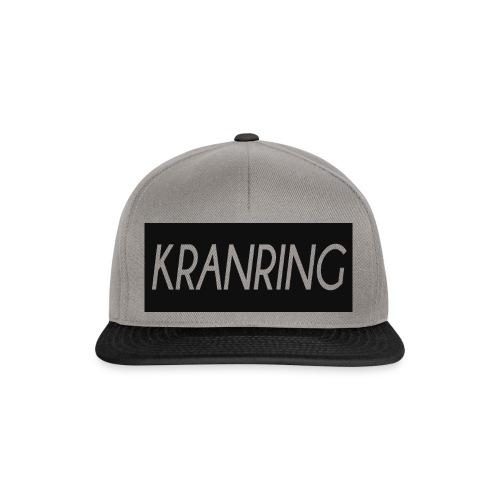 Kranring_Shirt_Logo - Snapbackkeps