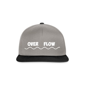 Over Flow - Snapback Cap