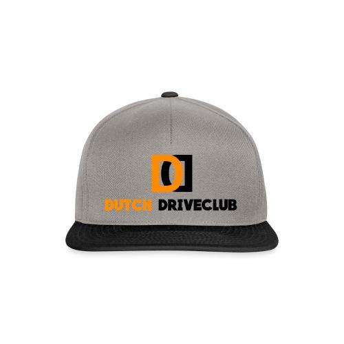 Dutch Driveclub logo - Snapback cap