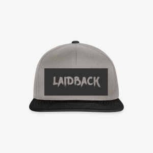 LaidBack Simple Design - Snapback Cap
