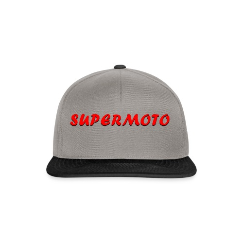 SupermotoLuvan - Snapbackkeps