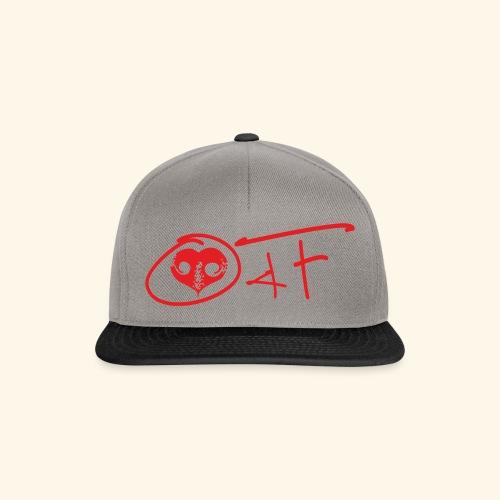 O4F ROSSO - Snapback Cap