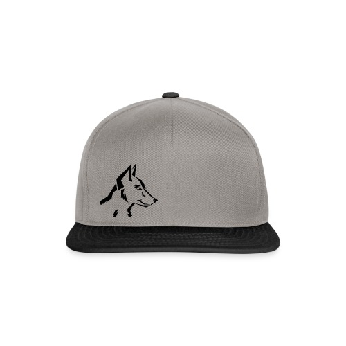 ArtDog WolfTribal - Snapback Cap