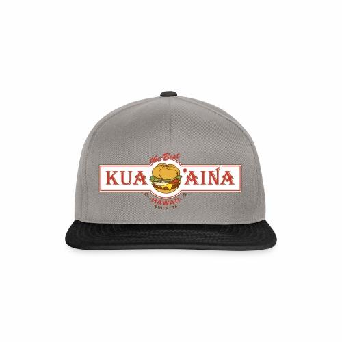Kua 'Aina Original - Snapback Cap