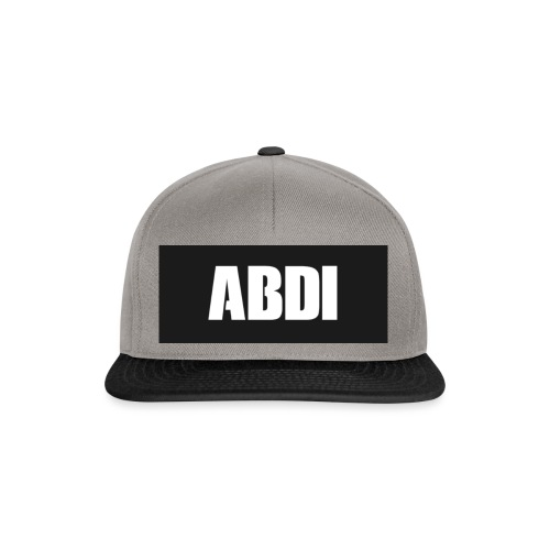 Abdi - Snapback Cap