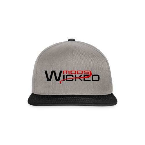 Wicked Mods - Snapback Cap