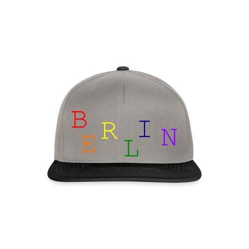 Berlin Rainbow #1 - Snapback Cap