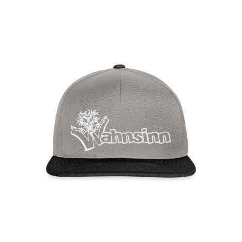 Wahnsinn Logo - Snapback cap