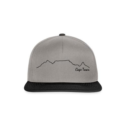 TableMountain-Cape Town - Snapback Cap