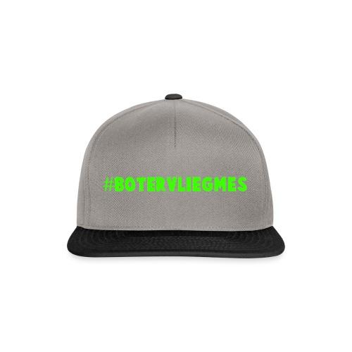 Botervliegmes T-shirt (kids) - Snapback cap