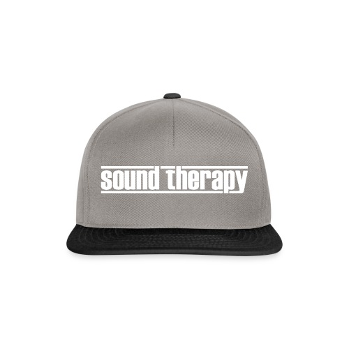 Sound Therapy (white) - Snapbackkeps