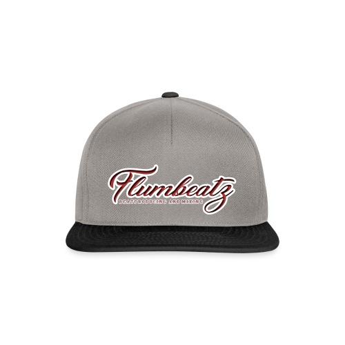 Flumbeatzlogoneu6 png - Snapback Cap
