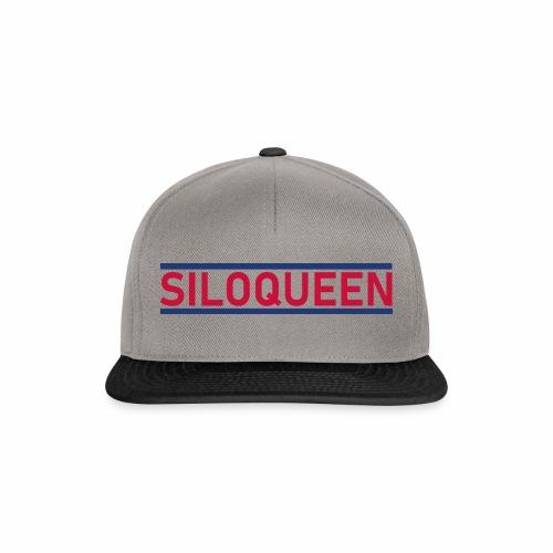 SiloQueen - für die Königin in deinem Stall - Snapback Cap