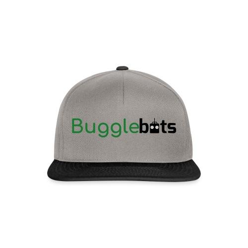 Bugglebots Non Black Clothing & Accessories - Snapback Cap