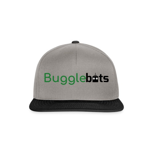 Bugglebots Non Black Clothing & Accessories - Snapback Cap