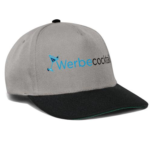 WerbeCocktail - Logo Version 1 - Snapback Cap
