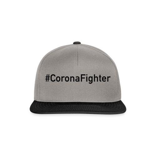 #CoronaFighter - Snapback Cap