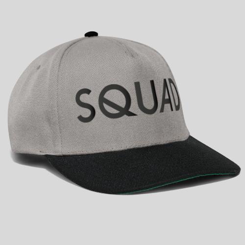 SQUAD - Snapback Cap