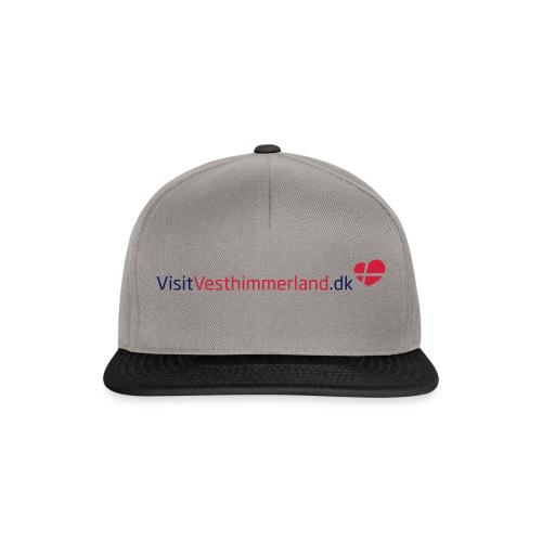 VVH_logo-eps - Snapback Cap