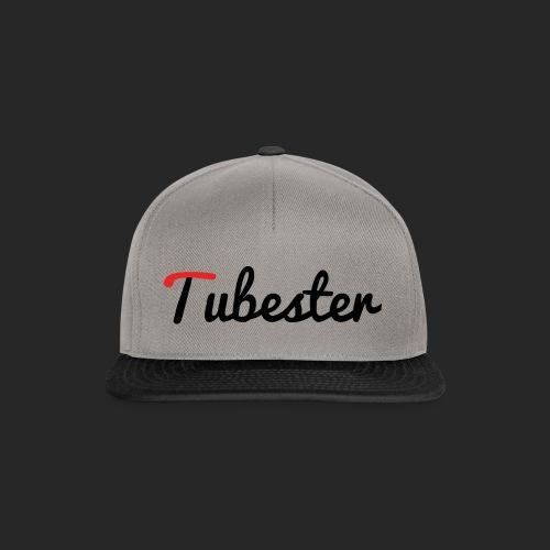 Tubester font - Snapback Cap