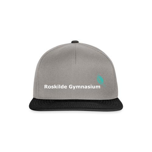 Accessories hvidt logo - Snapback Cap