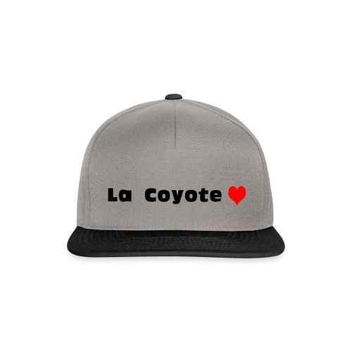 La Coyote - Casquette snapback