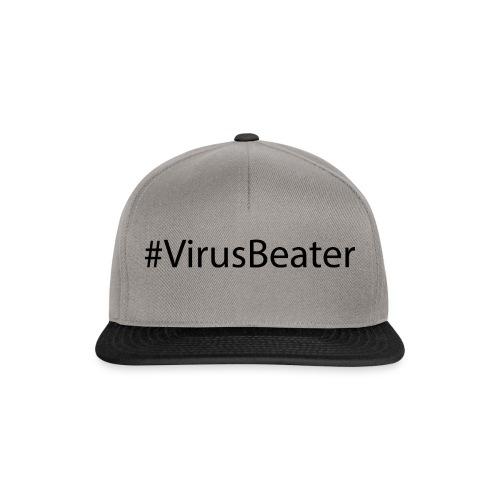 #VirusBeater - Snapback Cap