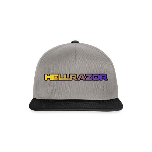 Hellrazor MK5 - Snapback Cap
