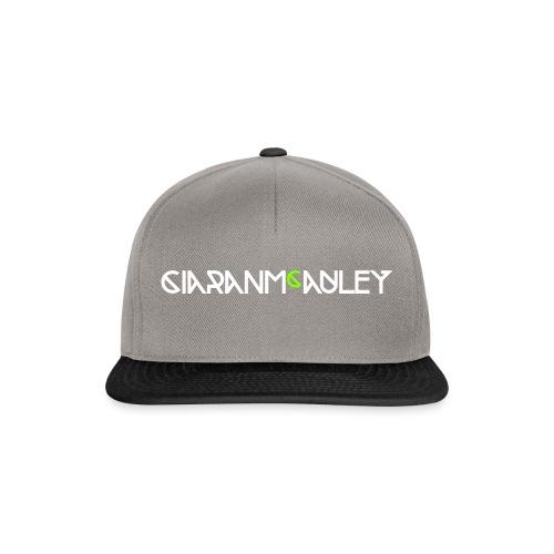 CMA White - Snapback Cap