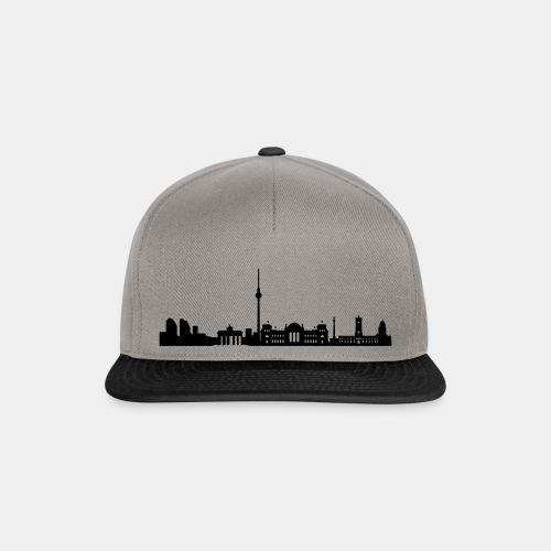 Berlin Skyline - Snapback Cap