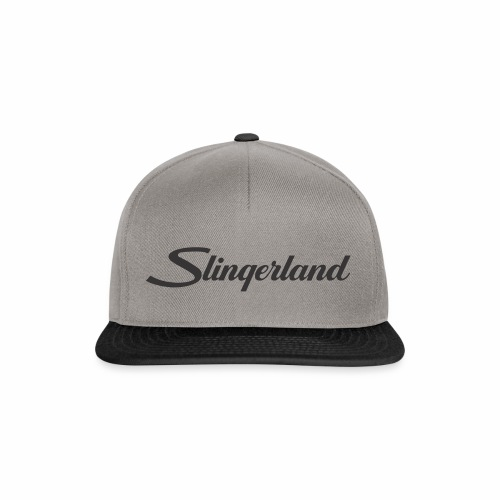 slingerland300dpi - Snapback cap