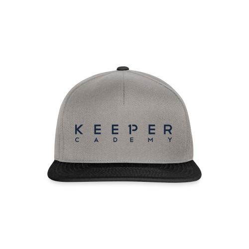 Cap mit Schriftzug - Snapback Cap