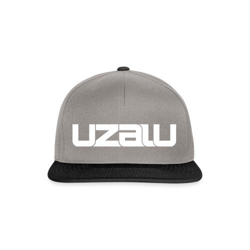 uzalu - White - Snapback Cap