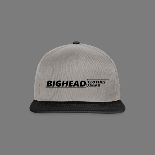 BigHead Clothes Street Collection - Casquette snapback