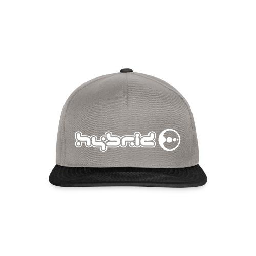 hybrid textsymbol - Snapback Cap