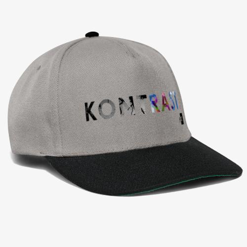 KAOS - Kontrast - Snapback Cap