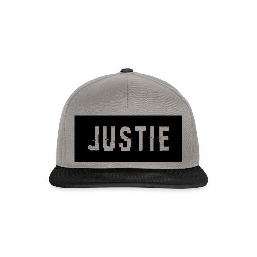Justie shirt - Snapback cap