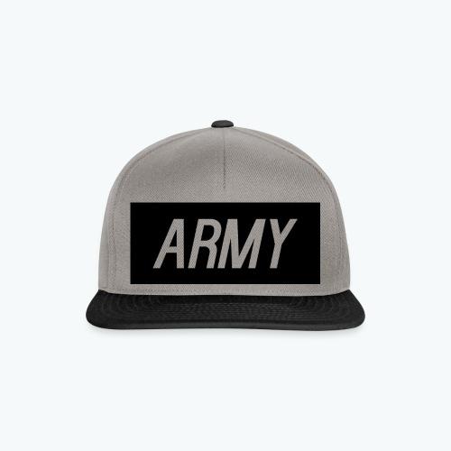 army1 - Snapback Cap