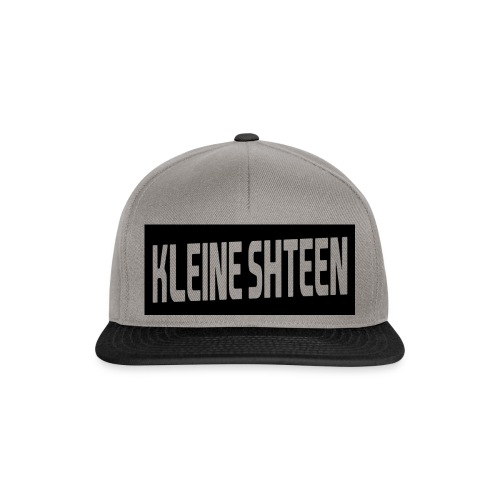 kleine shteen - Snapback cap