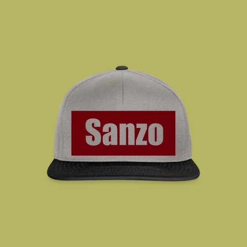 Sanzo - Snapback cap
