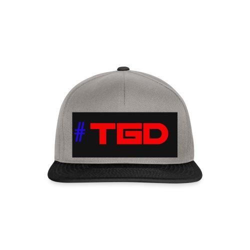 TGD LOGO - Snapback Cap