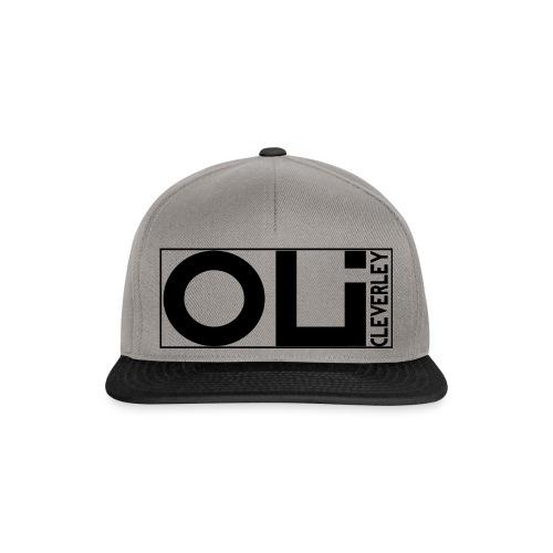 OLI CLEVERLEY Design - Snapback Cap